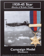Miniature WW2 1939-45 Star Medal